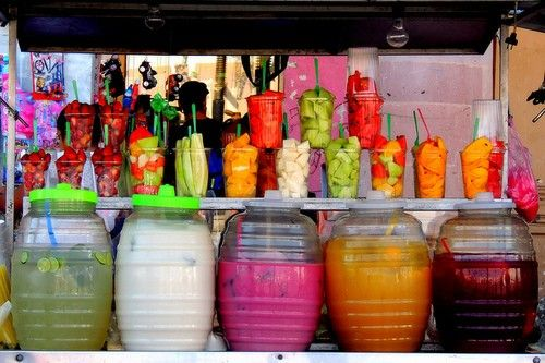 Foodie in Mexico City
