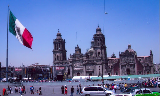 "Say ""yes"" to new adventures! Living in Mexico City"
