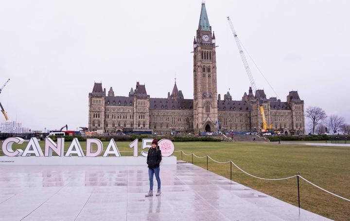 Canada on a budget: best ofOttawa