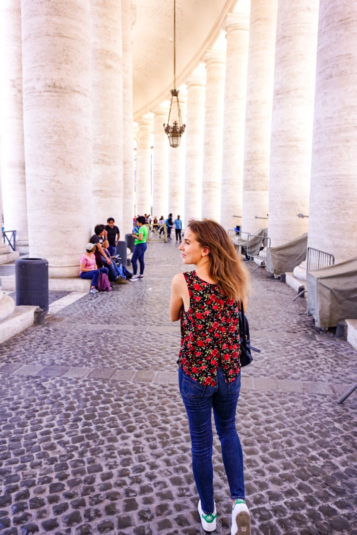 When in Rome: accommodation, transport, and helpfulapps.