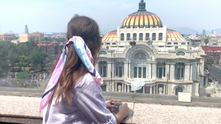 One day in Mexico City: video