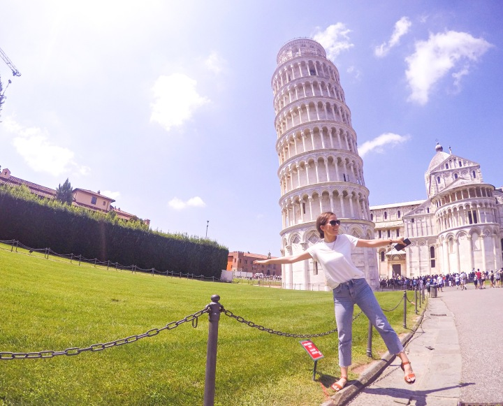 Perfect one day trip from Florence to Pisa