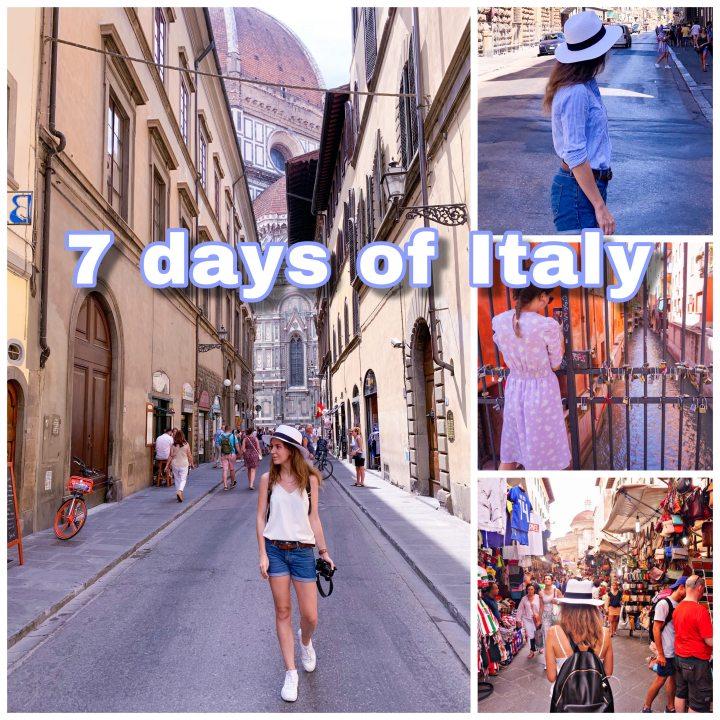 7 Days ofItaly