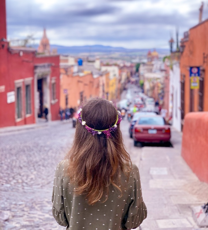 One day trip to San Miguel de Allende